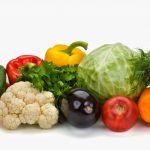 Варка овощей в воде и на пару (сводная таблица)