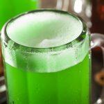 Рецепт Зеленое пиво