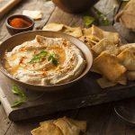 Рецепт Сыроедческий хумус