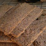 Гречнево-льняные хлебцы